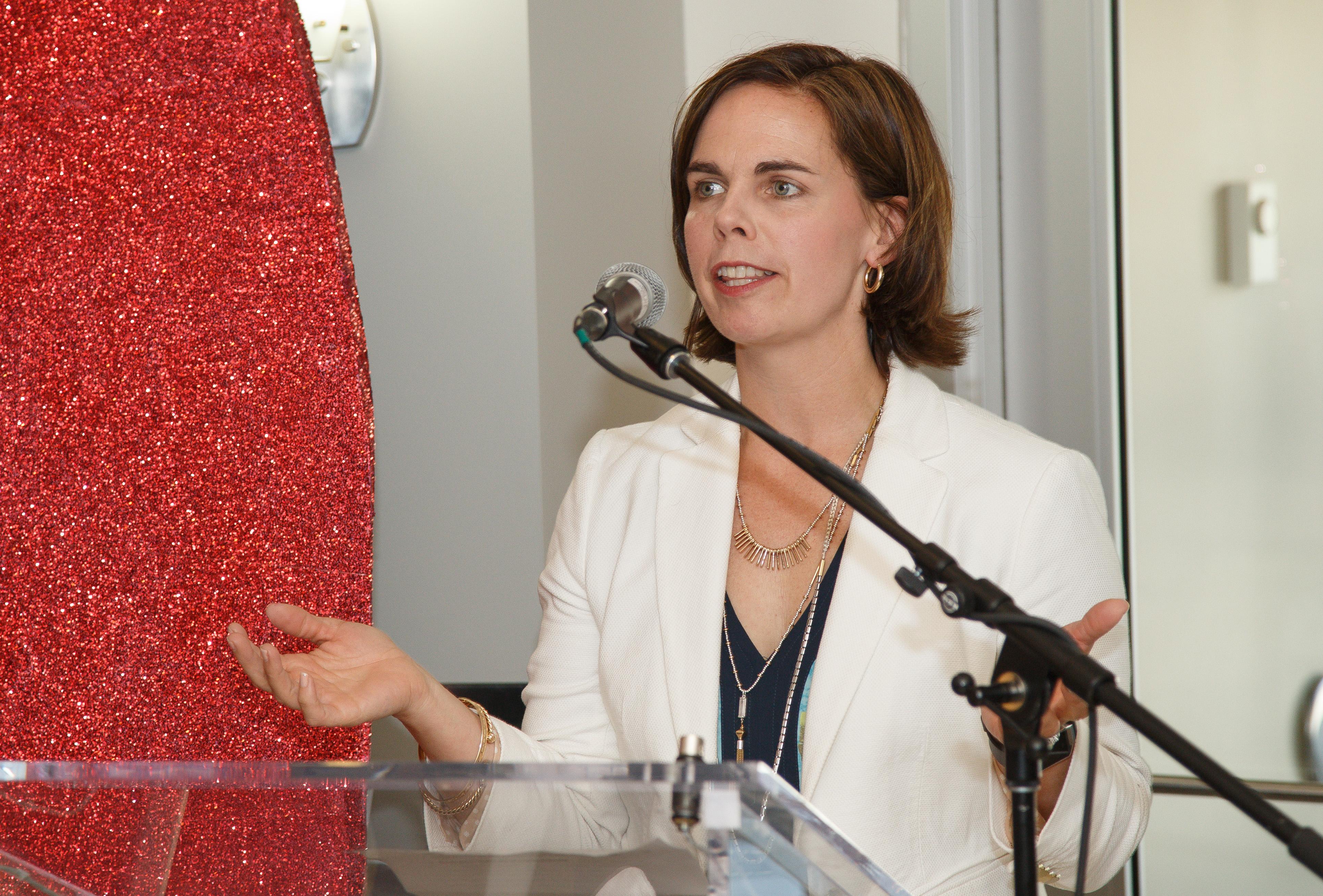 Erin Crowe - Board Chair of CHEO