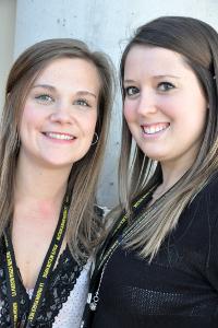 Katt Brook & Danielle Scarlett Headshot